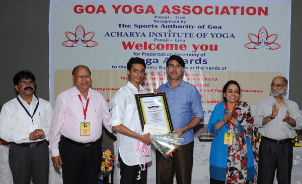 Yoga Federation Of India